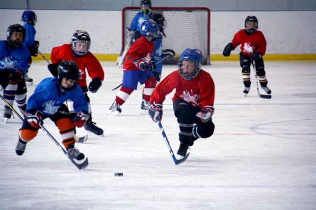 All Stars Hockey School Kingston Ontario Power Skating Programs